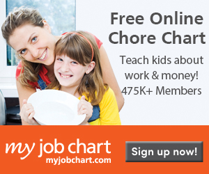 FREE Online Chore Chart