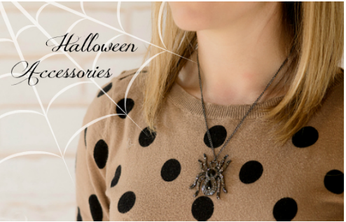 cents Cents of Style: 50% Off Halloween Accessories + FREE Shipping (Today Only)