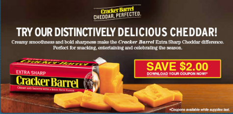 cracker barrel coupon