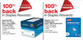 FREE Hammermill Copy Plus Copy Paper at Staples (A Ream or Case!)