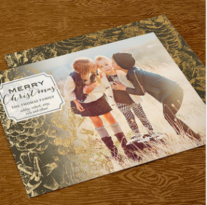 Zulily: $40 Voucher Worth of Holiday Cards for $20