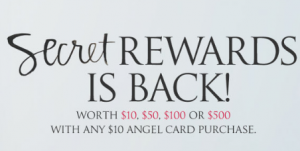 FREE Victoria's Secret Rewards Cards Are Back