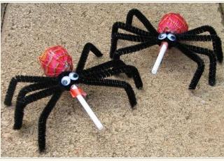 spider candy
