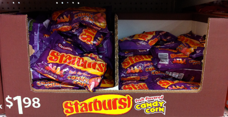 starbust candy