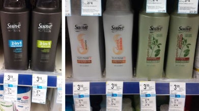 FREE Suave Professionals, TRESemme and Upcoming Purex Deal at Walgreens