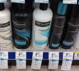 tresemme wags