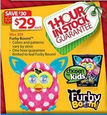 Black Friday 2013: $30 Furby!