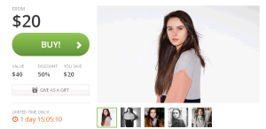 American Apparel Deal of the Day   Groupon