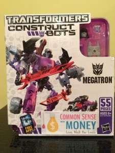 IMG 1291 225x300 Free Toy Giveaway #4: Transformer Construct Bots Elite Class Megatron Buildable Action Figure Assortment