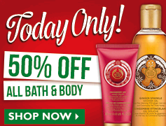 The Body Shop®   Natural  inspired by nature  ethically produced beauty products