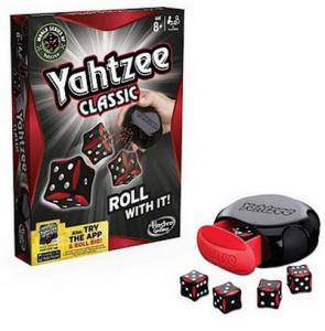 Amazon: Yahtzee Classic Game for $4.88 (Reg. $10)
