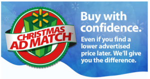 Walmart: Price Matching On Black Friday Policy + EARLY Black Friday Sales!