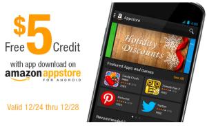 5 Credit Amazon App