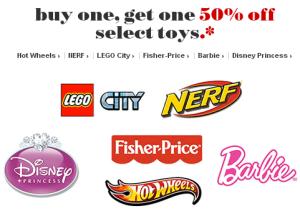 BOGO 50 Toys