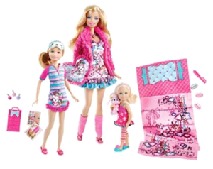 Barbie Sisters Slumber Party Set Only $21.24 (Normally $42.99!)