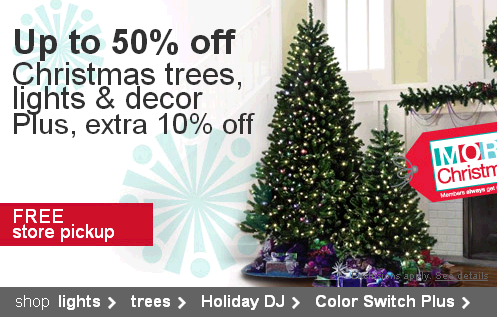 Christmas Trees  Shop all types of Christmas tree at Kmart