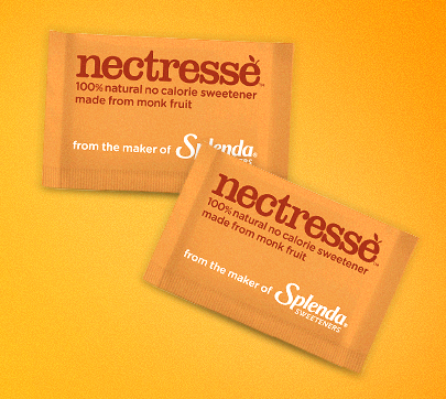 Get a Free Sample of NECTRESSE™ Sweetener