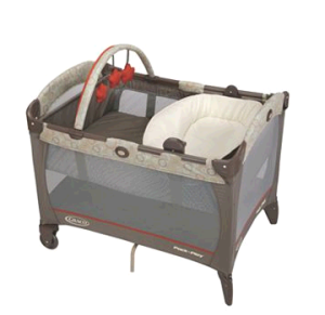 Graco Pack 'n Play Play Yard with Reversible Napper and Changer $57.99 After KC