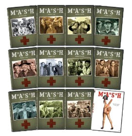 MASH Complete Series and movie