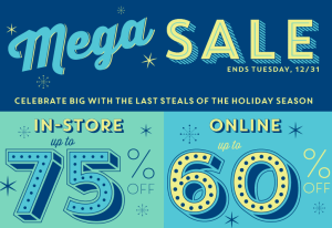 Old Navy Mega Sale
