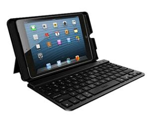 ZAGGkeys MINI 9 Case Keyboard for Apple iPad mini  iPad   eReaders   Walmart.com