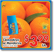 nice price on halo clementines at homeland country mart Nice Price on Halo Clementines at Homeland & Country Mart!