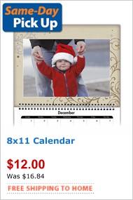 photo calendar same day