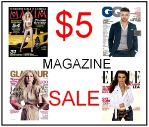 5 Mag Sale