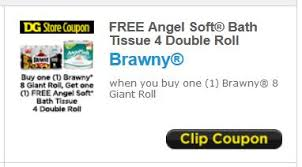 Brawny And FREE Angel Soft