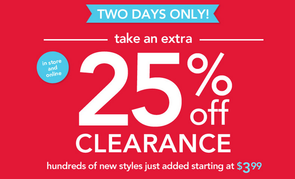 Carters Clearance