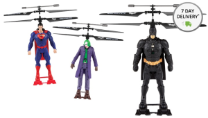 DC Comic Helicopter