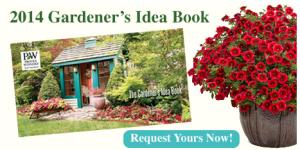 Free gardeners idea book 300x150 FREE Gardeners Idea Book!