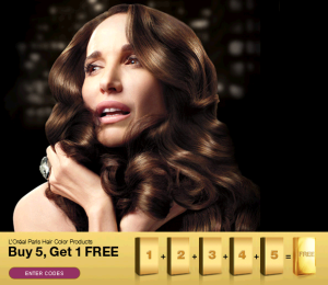 LOreal Free Hair Color