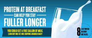 Milk BOGO