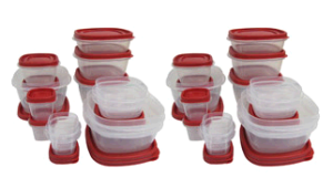 Rubbermaid storage sets
