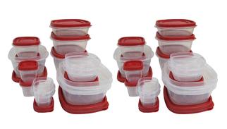 Rubbermaid storage sets