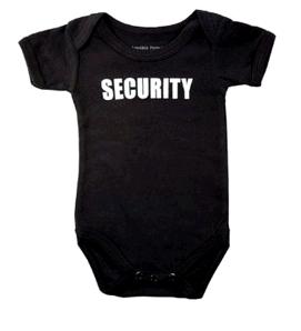 Security Onsie