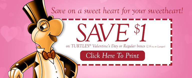 Enter to Win FREE Turtles and Get $1/1 Coupon