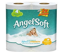 Angel Soft Toilet Paper Coupons | As low as $0.14 per Roll!