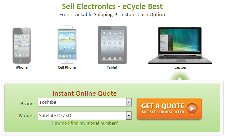 ecycle screenshot 1