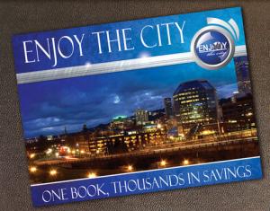 enjoy the city