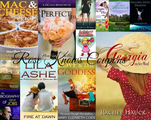 FREE Kindle ebooks Roundup for 1/22/14
