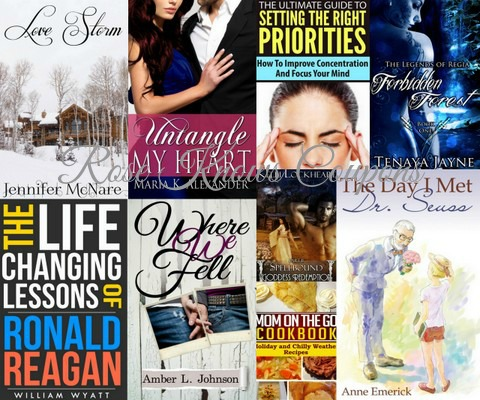 FREE Kindle ebooks Roundup for 1/29/14