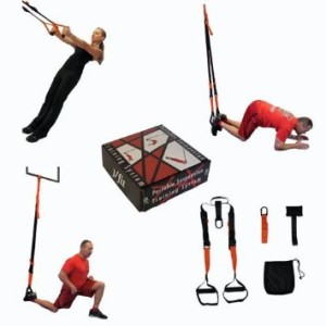 portable body weight training system