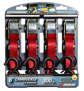 reese ratchet straps