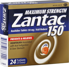 Walgreens:  Zantac As Low As $1.99 After Coupons and Balance Reward Points
