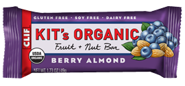 1 001 clif kits organic bar $1.00/1 Clif Kit's Organic Bar