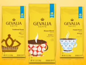$1.50/1 GEVALIA Coffee product Printable With CVS Scenario