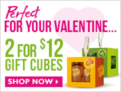 2 for 12 Gift Cubes