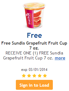 FREE Grapefruit